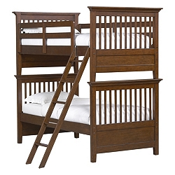 Ashebrooke Bunk Bed - Twin over Twin