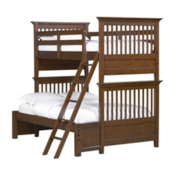 Ashebrooke Bunk Bed - Twin over Full