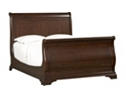 Orleans Queen Grand Sleigh Bed
