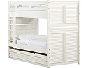 Cottage Retreat II Bunk Bed with Trundle