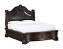 Villa Sonoma Queen Platform Bed - Dark