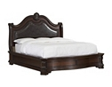 Villa Sonoma King Platform Bed - Dark