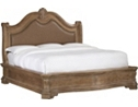 Villa Sonoma King Platform Bed - Light