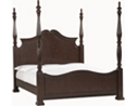 Sutton Place King Poster Bed