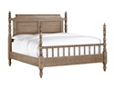 Willowwood Road Sugarberry King Poster Bed