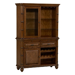 Antigua China Cabinet