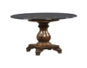 Villa Clare Glass Top Table