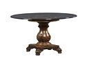 Villa Clare Glass Top Table