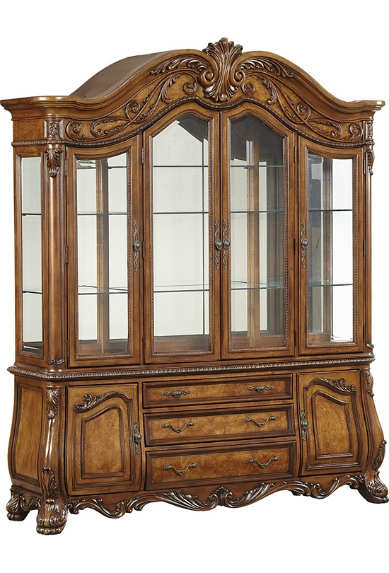 Villa Clare China Cabinet Havertys