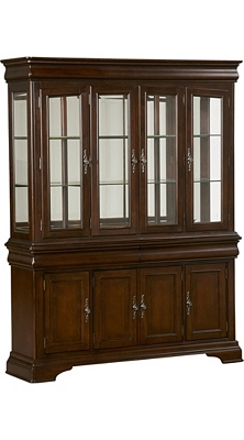 Orleans China Cabinet