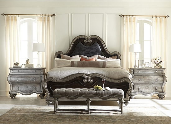 angelina bedrooms havertys furniture
