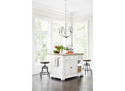 welcome home kitchen island havertys