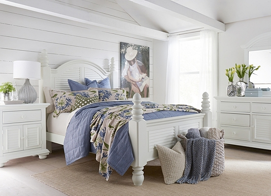 Cottage retreat ii bedrooms havertys furniture - Cottage retreat bedroom furniture ...
