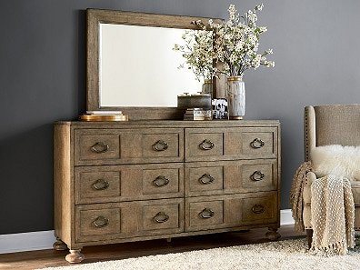 Dressers with Mirrors