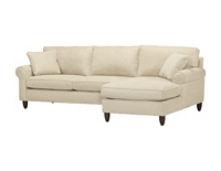 Living rooms amalfi sectional living rooms havertys for Amalfi sofa chaise