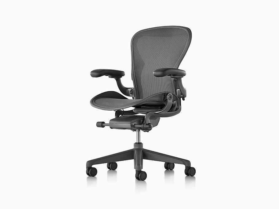 aeron chair herman miller. Black Bedroom Furniture Sets. Home Design Ideas
