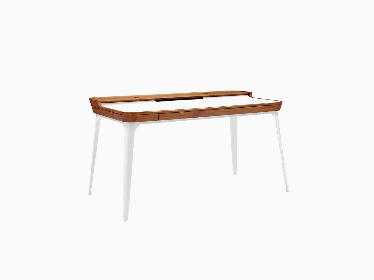 airia desk designed by observatory for herman miller - Herman Miller Schreibtisch