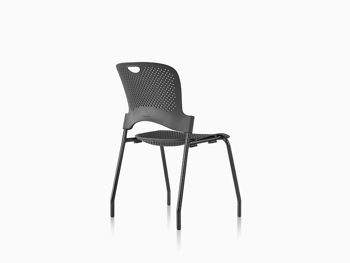 caper stacking chair herman miller