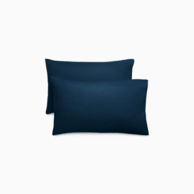 Percale Pillow Case, Set of 2