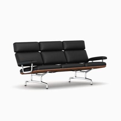 Lounge sofa leder  Eames Sofa - Herman Miller