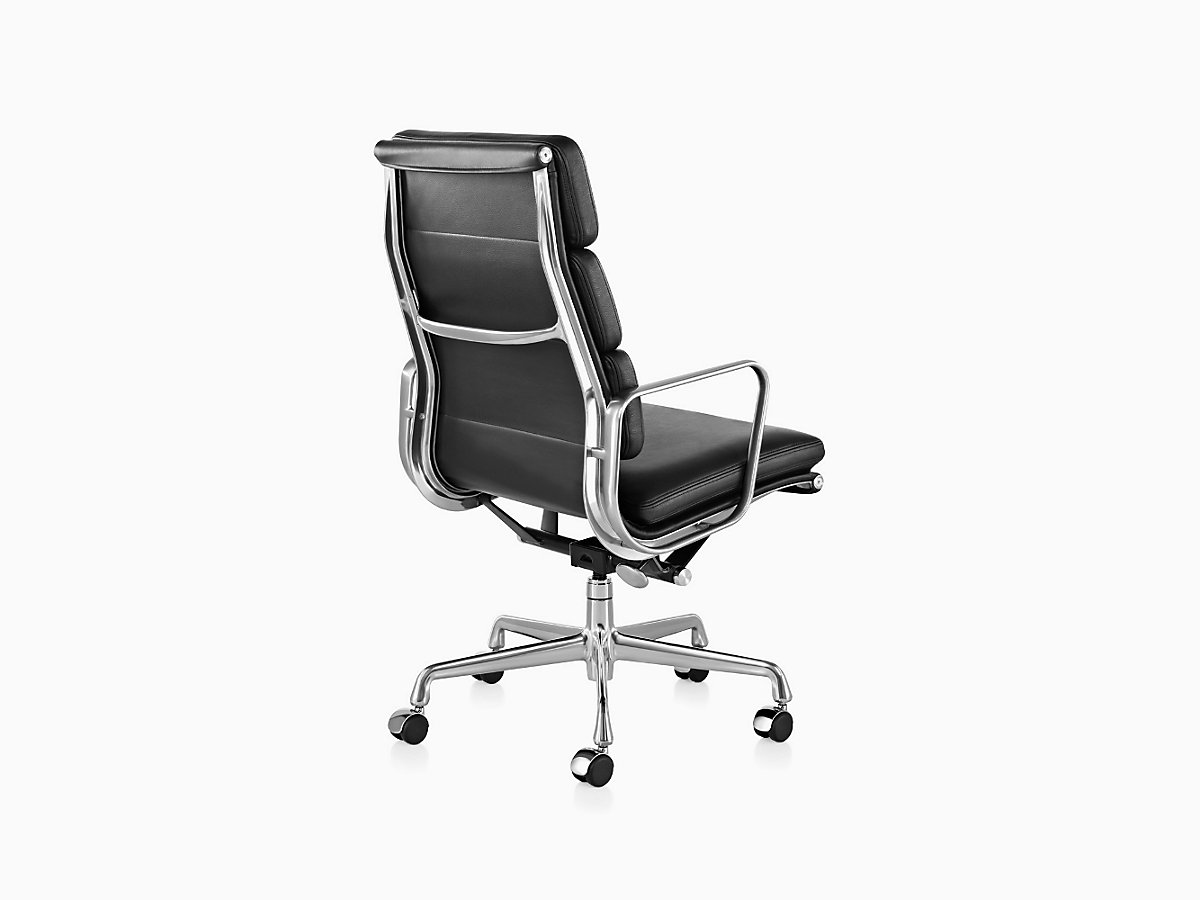 Eames Soft Pad Executive Chair. Eames Soft Pad Management Chair Used. Home Design Ideas