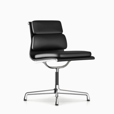 Eames Soft Pad Side Chair