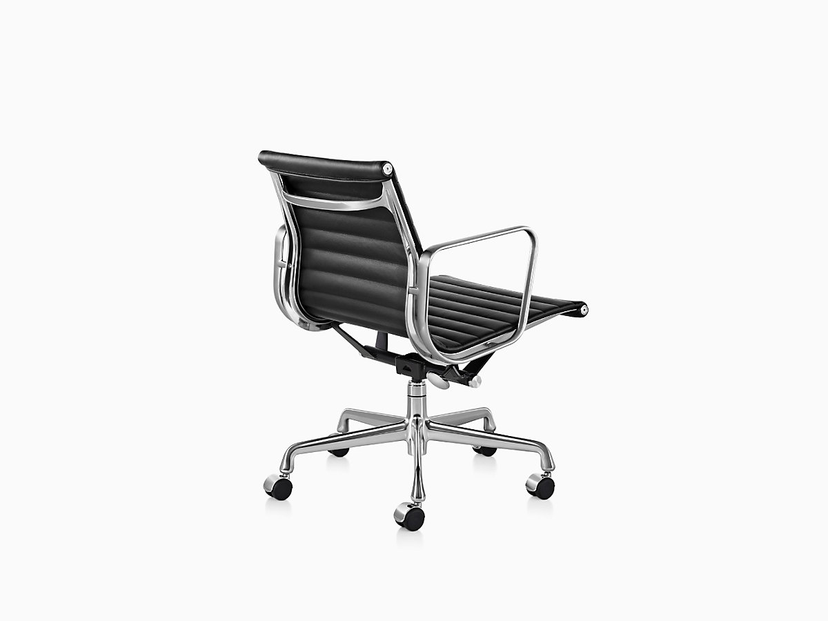Eames Aluminum Group Management Chair - Herman Miller