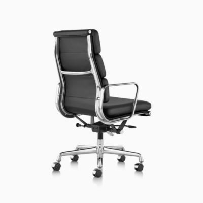 Eames Soft Pad Executive Chair with Pneumatic Lift