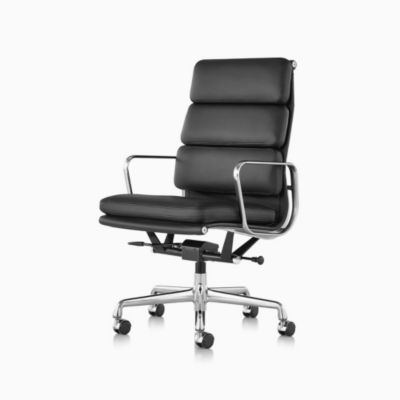 Eames® Soft Pad Executive Chair with Pneumatic Lift