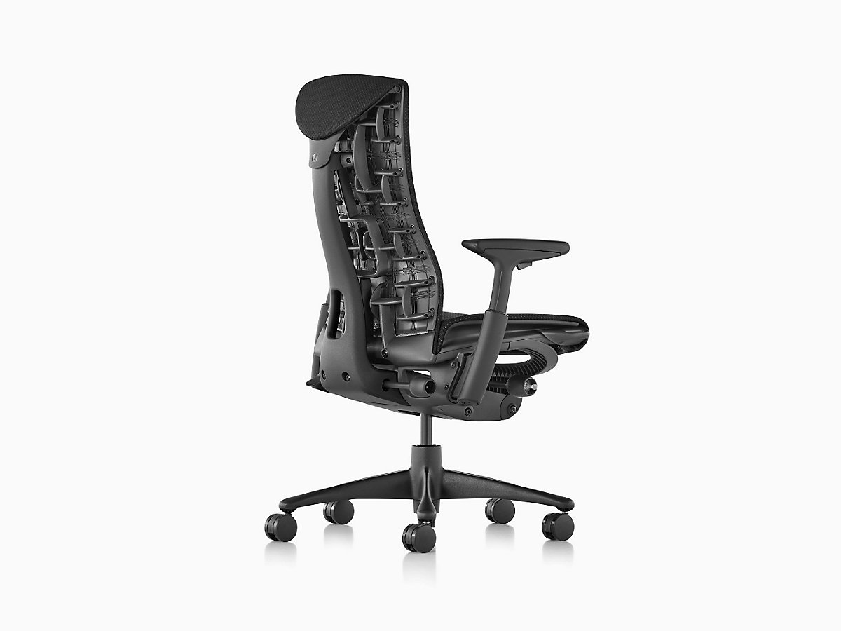 ergonomic ph chair miller atwork office herman assembled chairs furniture reconditioned task aeron canada shop aer