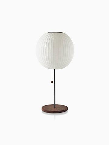 Nelson bubble lamps nelson ball table lamp aloadofball Choice Image