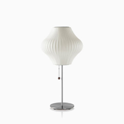Nelson Pear Lotus Table Lamp