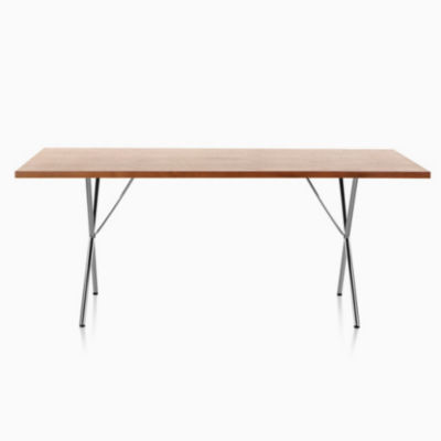 Nelson™ Nelson X Leg Dining Table