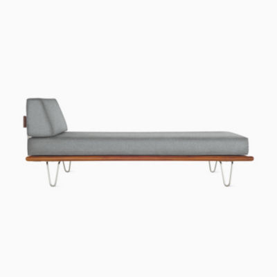 Nelson Daybed with Side Bolster