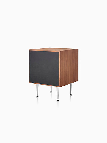 ... Nelson Thin Edge Bedside Table