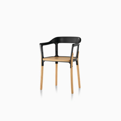 Magis Steelwood Chair