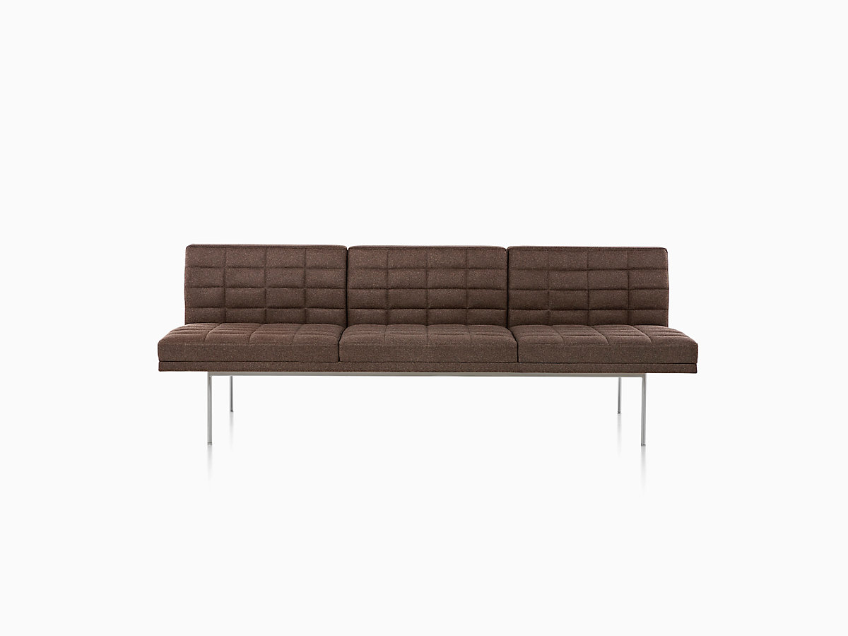 Tuxedo Sofa Designed By Bamfellows For Geiger From Herman Miller