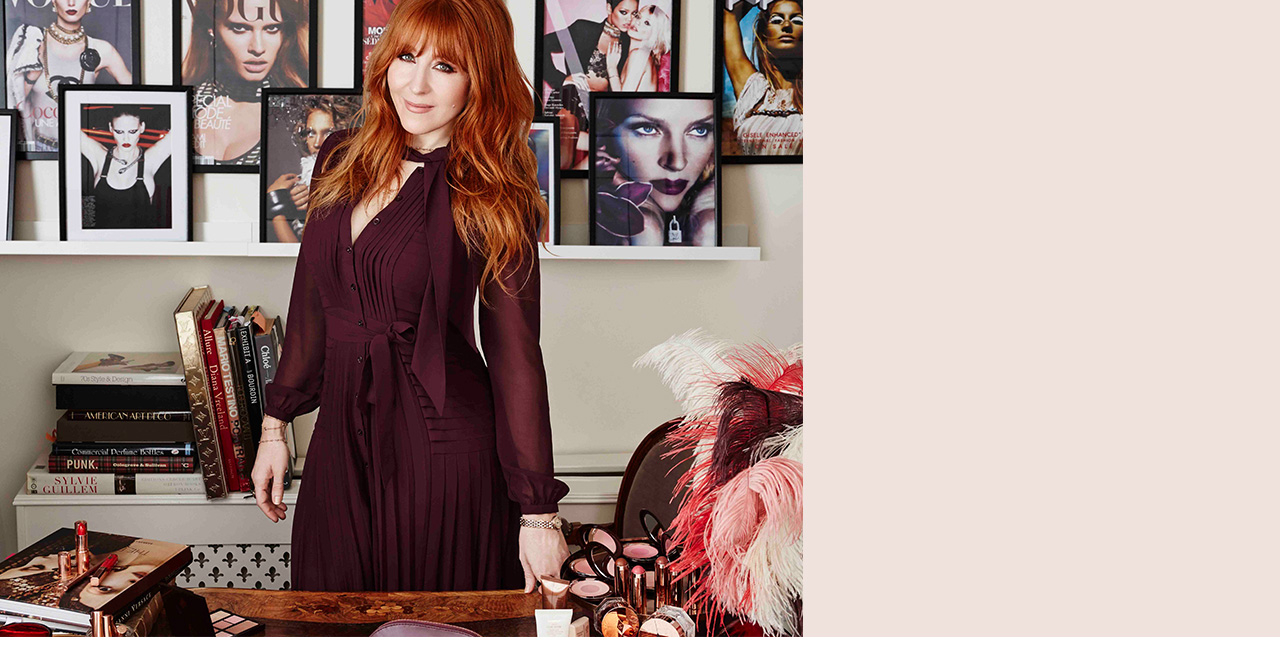 Stay Flawless. Celeb Beauty genius Charlotte Tilbury takes us behind the scenes of her new Hollywood Flawless Filter. Read More