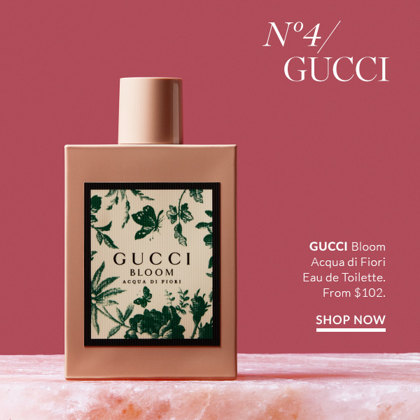 Holt Renfrew Gucci Bloom Acqua di Fiori Eau de Toilette.