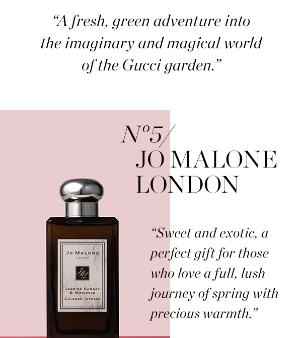 Holt Renfrew Jo Malone London Jasmine Sambac & Marigold Cologne Intense.