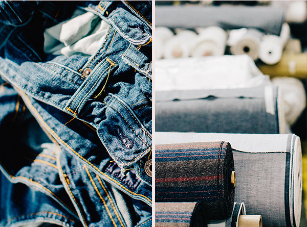 AG Producing denim in ethical, vertically integrated facilities in LA, AG utilizes sustainable fibers including Tencel® and Modal® and have decreased their water consumption by 50% using Ozone and laser technology $250 - $350