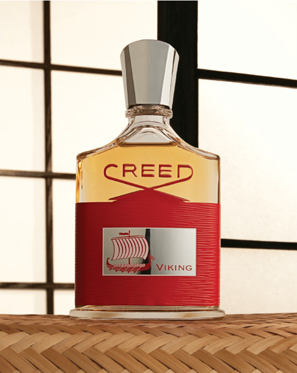 The House Of Creed. A fiery fragrance for the modern man, Viking bottles the fearless spirit of boundless exploration