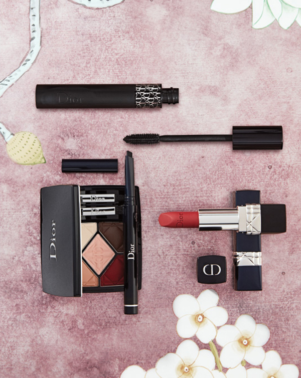Dior. From runway to everyday, put on a show with audacious colour, extreme volume, and a pout that shouts J'adore
