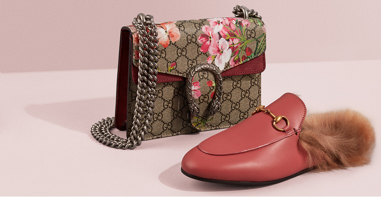 Perfect Pairs. From match-matchy to at-oddds-but-at-ease, the season's sweetest shoes and bags are better together