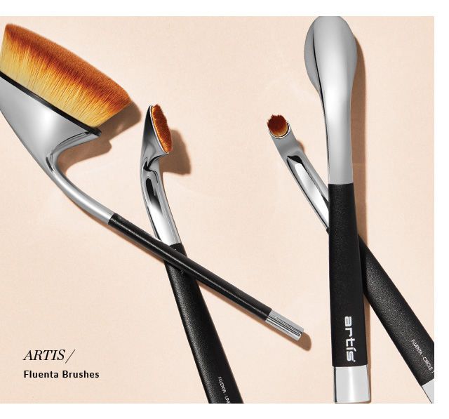 ARTIS Fluenta Brushes. From $58. SHOP NOW