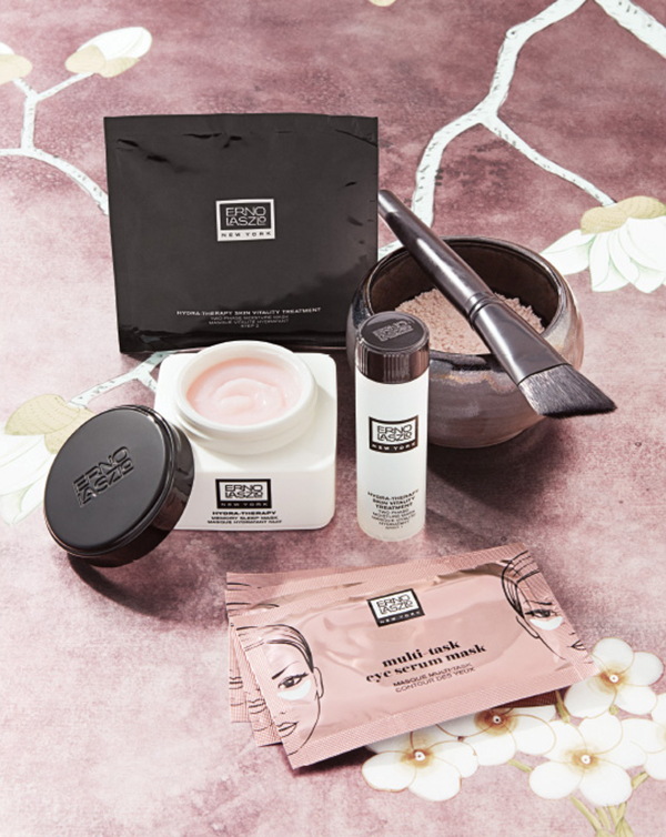 Erno Laszlo. Feel the incredible sensation of deep moisturization for soft-as-silk skin and brighter eyes that beg to be noticed