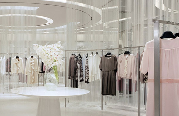 Holt Renfrew Bloor Street interior