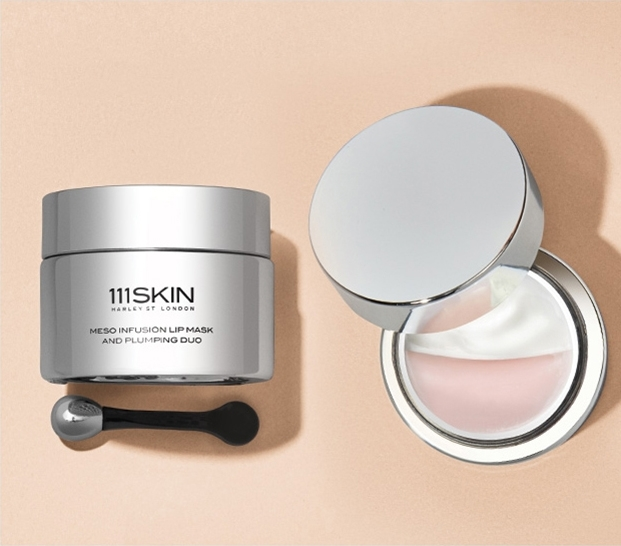 111SKIN / Meso Infusion Lip Mask and Plumping Duo