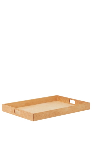 FOGO ISLAND SHOP - Large Birch Wood Tray | HoltRenfrew.com