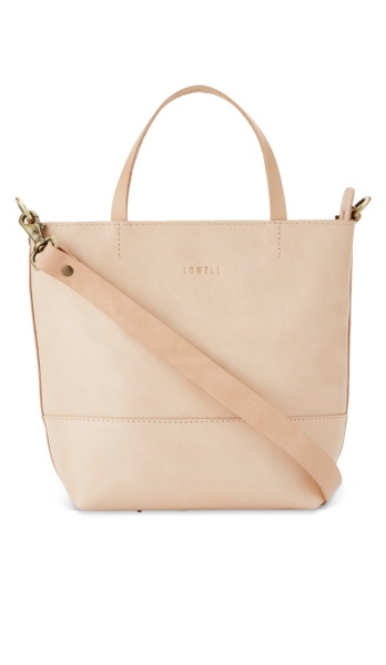 LOWELL - Atwater Petit Leather Tote | HoltRenfrew.com